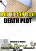 Birth Control Death Plot