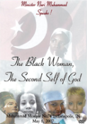 Black Woman: The Second Self of God Pt.1
