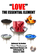 Love The Essential Element (DVD ONLY)