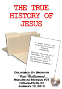 The True History of Jesus