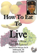 How to Eat to Live(MP3)