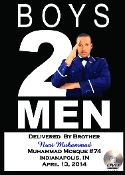 Boys 2 Men April 2014