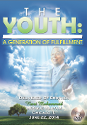 The Youth: A Generation of Fulfillment June 22, 2014 (DVD ONLY)