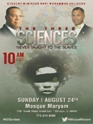 The Three Sciences Never Taught to Slaves