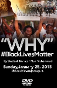 Why #BlackLivesMatter