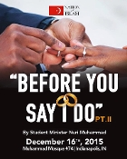 Before You Say I Do PART 2 (DVD)