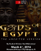 The God's of Egypt
