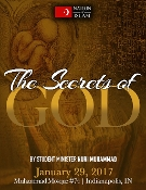 Secrets of God(MP3)